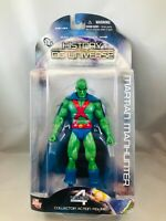 History of the DC Universe Martian Manhunter Series 4 Action Figure