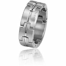 BREIL ORIGINAL -  MEN'S RING ENCLOSURE TJ1391 BRAND NEW - 25,000+ F/BACK