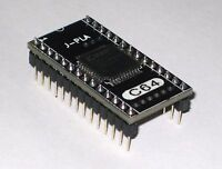 Commodore 64 replacement PLA, J-PLA, C64, SX-64. Replaces 906114-01.