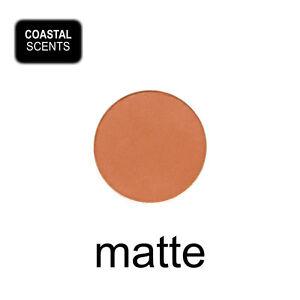 Coastal Scents Hot Pot Eye Shadow - OKTOBERFEST - orange brown MATTE