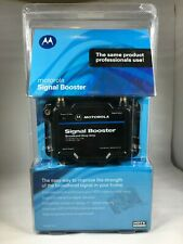 MOTOROLA SIGNAL BOOSTER BROADBAND DROP AMP BRAND NEW FACTORY SEALED!