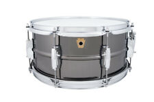 Ludwig Black Beauty Snare Drum 14x6.5 8-lug