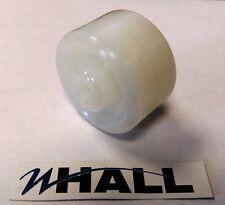 Rodillo de entrada de nylon 50mm de diámetro./rueda para Mano Paleta/camión bomba