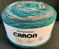Caron BIG  Cakes Yarn, Shadowberry 10.5oz 603 Yards #4 Weight