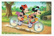 CPM - Disney carte postale - Mickey et Minnie  - Postcard