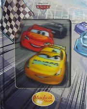 Disney Pixar Cars 3 Magical Story Book (Hardback, 2017) With Holographic Cover