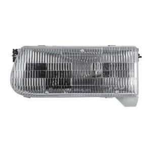 Headlight Assembly Left TYC 20-3101-00