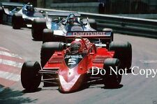 Niki Lauda Parmalat Brabham BT48 Monaco Grand Prix 1979 Photograph 2