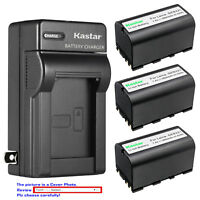 Kastar Battery Wall Charger for Leica GEB221 & Leica TS09 TS11 Total Station
