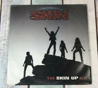 "Skin (Rock) 12"" vinyl single record (Maxi) The Skin Up E.P. - With Poster Slv UK"