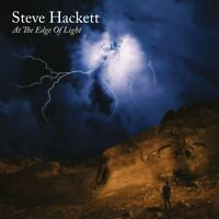 Steve Hackett - At the Edge of Light  CD NEU OVP