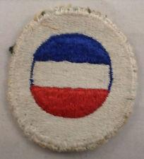 Original Wwii Ww2 U.S. General Headquarters Ghq Reserve Uniform Patch - Cut Edge