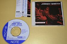 """Jimmy Smith-at Club """"BABY GRAND"""" vol.1/Blue Note 1995/VERSIONE GIAPPONE"""