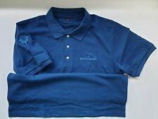 Vacheron Constantin Blue Polo Shirt Extra Large New & Sealed