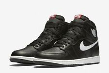 Nike Air Jordan 1 Retro High OG BG SZ 5Y Yin Yang White Black Red 575441-011