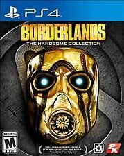 Borderlands The Handsome Collection Sony PlayStation 4 PS4 Videogame Video Game