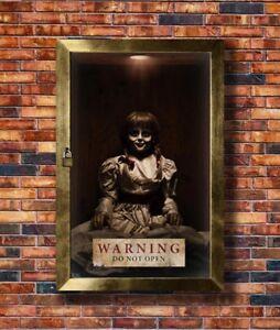 Custom Poster American Horror Thriller 12x18 27x40 Art Silk