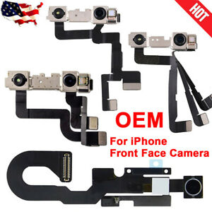 Front Face Camera Proximity Light Sensor For iPhone 11 Pro XS Max XR X 7 8 Plus