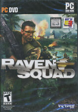 RAVEN SQUAD Tactical RTS Shooter PC Game XP/Vista NEW!