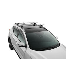 NEW GENUINE NISSAN J11 Qashqai Roof Bars Through Styre with Roof Rails