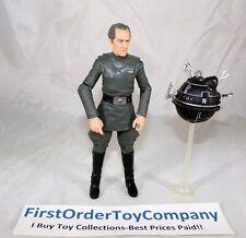 "Star Wars Black Series 6"" Inch Grand Moff Tarkin Loose Figure COMPLETE"