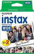 300 Prints Fujifilm Fuji Wide Instant Film for Instax 200 210 300 Camera 8/19