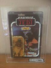 Vintage Star Wars Klaatu Moc UKG Graded