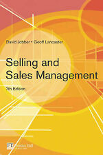 Selling and Sales Management (7th Edition)-ExLibrary