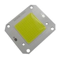 Wholesale 10pcs 12V 50W High Power LED Lamp Light COB SMD Chip Cold White 10000K