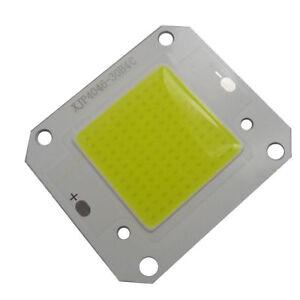 Wholesale 10pcs 12V 50W High Power LED Lamp Light COB SMD Chip Cold White 30000K