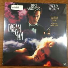 DREAM MAN on Laserdisc Brand New SEALED Action Thriller Drama