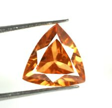 US Seller 6.70 Ct Trillion Brown Axinite Gemstone 100% Natural Certified V8236