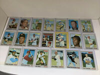 1970 Topps Baseball Card Lot Includes 20 Cards (Lot #12)