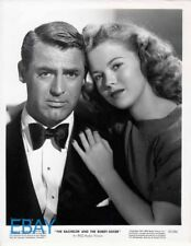 Cary Grant Shirley Temple Bachelor and the Bobby-Soxer VINTAGE Photo