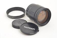 TAMRON 28-200mm F3.8-5.6 IF ASPH. ZOOM 71DE COMPACT CANON EF, HOOD, CAPS, *NO AF