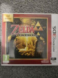"NINTENDO 3DS/XL 2DS/XL GAME - ZELDA ""A LINK BETWEEN WORLDS"""