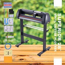 28 Feed Vinyl Cutter Machine 31insec Sign Maker W Signmaster Digital Controls