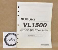 Suzuki vl1500 manual   ebay.