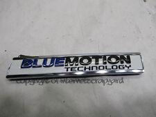 Volkswagen VW golf Mk 7 bluemotion technology badge logo 5G0853675AL