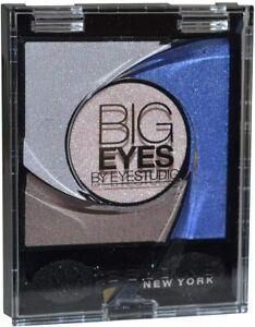 Maybelline Big Eyes Eyeshadow Palette 04 Luminous Blue NEW