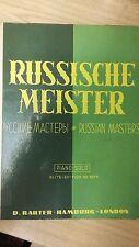 Russian Masters: musica SCORE (f4)
