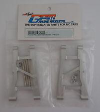 GPM DF2056 DF02 Alloy Rear Lower Arm x2 - Silver