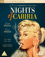 Nights Of Cabiria Bd (UK IMPORT) BLU-RAY NEW