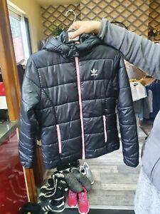 Girls Adidas Jacket Size 11-12 years