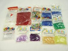 Mixed Lot of Vintage Faceted Crystal Beads For Crafting Jewelry Making #2