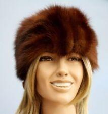 Fur Outdoor Vintage Hats for Women