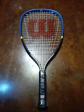 New Wilson Ripper Titanium Racquetball Racket 3 7/8 Grip
