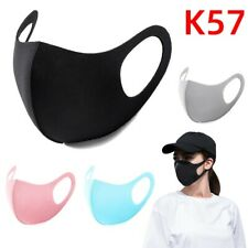 20PCS Reusable Washable Breathable Anti Haze Protective Mouth Face Masks Hot Coo