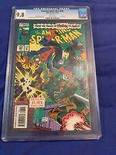 Amazing Spider-Man 383 Venom Nova CGC 9.8 Awesome! 1993