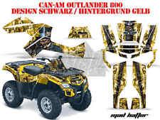 Amr racing DECOR Kit ATV Can-Am Outlander std & xmr/Max Graphic Kit Mad Hatter B